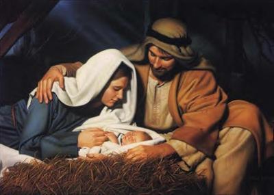 What Joseph Got Jesus for Christmas
