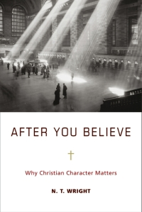 After You Believe - N. T. Wright