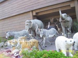 animals off the ark